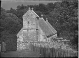 St Michael's Church, Duntisbourne Rouse, Gloucestershire, c.1930s