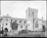Edington Priory, Wiltshire, c.1910