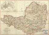 A Topographical Map of the County of Somerset, Day and Masters 1803