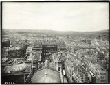 General view of Bath from Abbey 1929