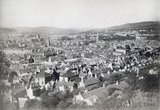 View of Bath from Beechen Cliff c.1890