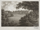 Prior Park in Bath, Somersetshire, the Seat of Mrs. Smith 1785