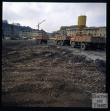 Snowdon. Taking away the old Southgate Street area, Bath 1972