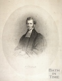 The Honbl. & Revd. William J. Broderick A.M. (1798-1870) 1846