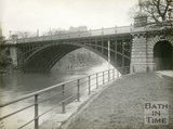 North Parade Bridge, Bath, c.1920s