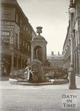 A girl at the Mineral Water Fountain in Stall Street and Bath Street, Bath c.1903