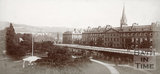 North Parade and Institution Gardens, Bath c.1865