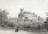 All Saints' Chapel, Lansdown, Bath c.1845