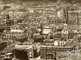 View of Bath from Beechen Cliff c.1874-79 - detai