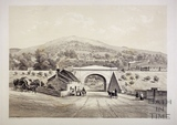 The Railway at Bathford c.1850