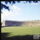 Royal Crescent, Bath c.1965