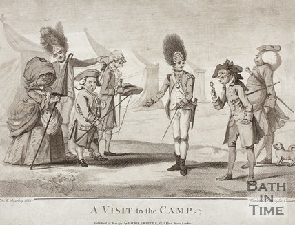 A Visit to the Camp, 1794