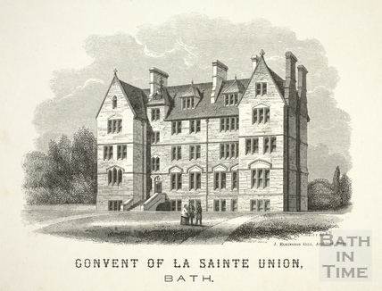Convent of La Sainte Union, Bath