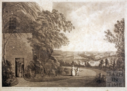 Dr. Parry's house, Summer Hill, Bath 1793