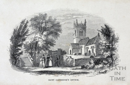 Saint Catherine's Church 1848