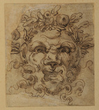 Grotesque mask