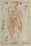 Study for 'Saint Jerome' (verso)