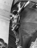 Saint Sulpice;Crucifix