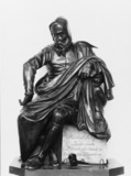 Statuette of Michelangelo