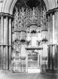 Ely Cathedral;Cathedral Church;Bishop Alcock's Chantry