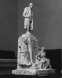 Maquette for the Monument to Emile Zola