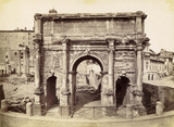 Roman Forum;Arch of Septimius Severus