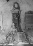 Church of Saint Peter and Saint Paul;Brownlow Chapel;Monument to Sir John Cust