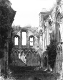 Glastonbury Abbey;Abbey Church;Lady Chapel