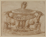 Design for an ornamental tureen