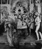 Sacro Monte;Pilate Washing his Hands