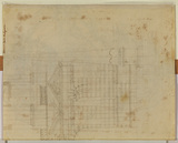 Design for arches (verso)