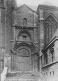Tournai Cathedral;Mantile Portal