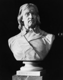 Bust of Oliver Cromwell