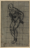 Nude figure (recto)