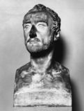 Bust of Horace Vernet