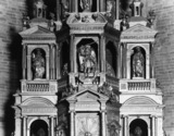 Church of San Michele Maggiore;Tabernacle