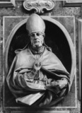 Bust of San Eustachio, Bishop of Naples