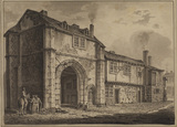 Gatehouse of Bermondsey Abbey
