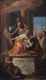 Martyrdom of Saint Agatha