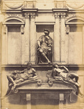 Monument to Bernardo Cennini;San Lorenzo;Church;New Sacristy;Tomb of Lorenzo de' Medici