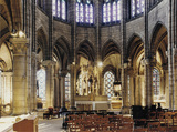 Abbaye de Saint-Denis;Abbey Church