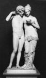 Cupid and Psyche Reunited in Heaven