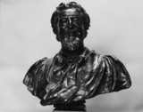 Leighton House;Bust of Frederic, Lord Leighton