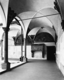 Santissima Annunziata;Cloister of the Dead