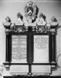 Saint Mary's Church;Monument to members of the Chetwynd Family