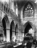 Chester Cathedral;Cathedral church
