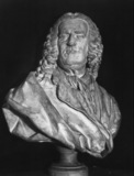 Bust of Alexis Piron