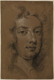 Portrait of William Congreve (1670-1729)