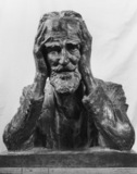 Bust of George Bernard Shaw