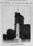 Monument erected to the Memory of the 32nd Foot Reg.